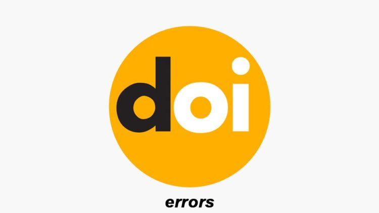 Ошибки при добавлении DOI в OJS 3